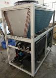 refrigerador de água de refrigeração ar de 10ton 12ton para a indústria do revestimento de vácuo