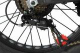 脂肪質のペダルを折る20inchは電気モペットの電気バイクのEバイクの脂肪を助けた