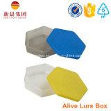 Alive Fishing Lures / Baits Storage Boxes en plastique