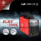 Soldador del inversor IGBT con el Ce (IGBT-120K/140K/160K/180K/200K)