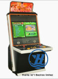 Máquina de juego de fichas de arcada del combatiente de calle (ZJ-AR-ST07)