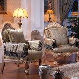 セットされる居間の家具のための木のソファー(D962A)