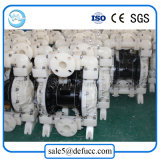 Pressluftbetätigte Qbk-25 Plastikmembranpumpe für chemische Industrie