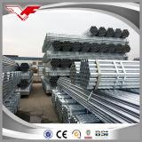 Горячим гальванизированное надувательством квадратное цена трубопровода для конструкции