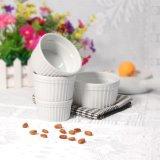 China por mayor de Utensilios de cocina, porcelana hotel tazón de fuente redondo de todos los tamaños