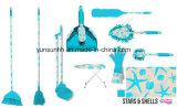 Веник, более чистый инструмент, щетка пола/веник с подгонянной конструкцией