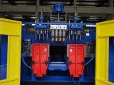 Molde de sopro plástico da extrusão do frasco de petróleo do HDPE que faz a máquina