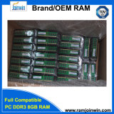 Ecc niet Unbuffered Desktop 240pin 8GB DDR3 RAM 1600MHz