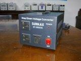 Трансформатор напряжения тока Sunkax 2000va 220-110VAC понижение