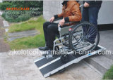 محترفة كرسيّ ذو عجلات ألومنيوم جسر رفع