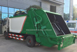 8m3屑の圧縮機械は価格8トンのコンパクターのごみ収集車の運び、