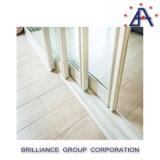 Portes coulissantes de profil en aluminium pour des portes d'Auastralia /Sliding