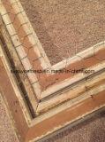 Il TUFFO caldo ha galvanizzato la rete metallica esagonale dopo la tessitura