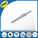 Pin нержавеющей стали точности частей CNC подвергая механической обработке терминальный для нагревающего элемента
