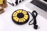 El altavoz puede encargar el cable del USB del altavoz
