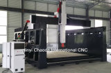 5개의 축선 CNC 기계, 큰 3D 형 조각품 만들기를 위한 5개의 축선 CNC 대패
