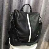 最もよい品質の柔らかい革女性のバックパックの偶然様式の女の子のランドセル中国製Emg5127