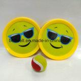 Спорты игрушки с затвором диска 20.5cm с ся ходом печати стороны и шариком задвижки