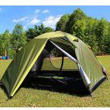Tente antipluie campante transnationale spéciale d'Oudoor de 2 couples de personnes