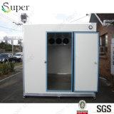 Quarto de armazenamento frio modular para manter o alimento fresco