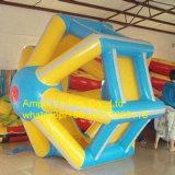 水公園のゲームの膨脹可能な水熱い車輪水ゲームのおもちゃ