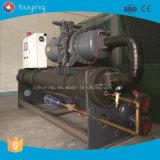 Refrigeratore industriale del refrigeratore raffreddato ad acqua della vite del refrigeratore di acqua della vite del compressore della Germania