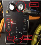 BMS Abflussrohr-Inspektion-Kamera