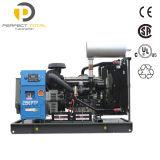 125kVA 100kw 침묵하는 디젤 엔진 발전기, 판매를 위한 kVA 방음 Genset