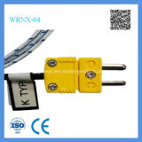 Type mou thermocouple de Changhaï Feilong