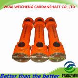 ゴム製機械装置のためのSWCによって設計されているCardanシャフトか予備品