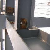 Magazzino d'acciaio fabbricato con a tre livelli