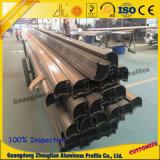 Aluminium-Vorhang-Fenster des Hersteller-6063 für Gebäude