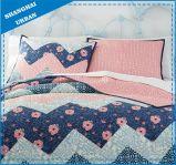 O estilo do PNF dos Dormitório-Fundamentos imprimiu o jogo da tampa do Duvet do algodão