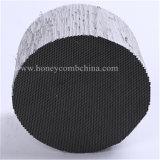 Base de panal de aluminio cortada con tintas de la talla (HR139)