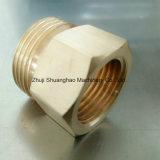 Les connecteurs Nuts en laiton ont modifié les pièces en laiton