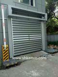 Puerta de Alta Velocidad Aislada Termal del Obturador del Rodillo para el Recinto Limpio