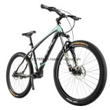 Bicyclette de montagne d'alliage d'aluminium/vélo hydrauliques 26*17 ''
