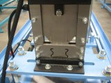 강철 담 포스트 롤 이전 기계가 4kw 수력에 의하여 직류 전기를 통했다