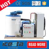 Hochwertige Wasserkühlung-Flocken-Eis-Maschine für das Frisch-Halten