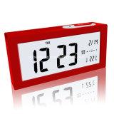 Reloj moderno portable del regalo de Minimalistic del gran número del LED