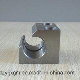 Colar fazendo à máquina da placa de conexão do conetor da auto peça de base de braçadeira do mandril das peças