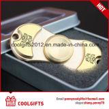 최신 판매 합금 금속 싱숭생숭함 방적공 손 장난감