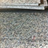 Tuiles rouges de granit de peau de tigre dans la surface Polished ou flambée