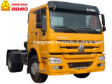 최신 판매 Sinotruk HOWO 371HP 트랙터 헤드 4X2 트랙터 트럭