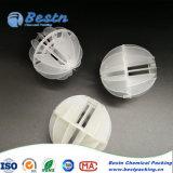 浄水のための大きい表面積のプラスチックPolyhedral空の球