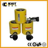 Único cilindro hidráulico ativo da baixa altura