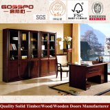 Europäischer Art-Bücherschrank-Qualitäts-Entwurf (GSP9-028)
