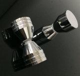 Bronze/da porta de vidro de aço do punho da dobradiça chuveiro de Stiainless botão apropriado /Zinc