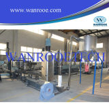 Überschüssiger Plastikpelletisierung-Extruder durch Factory