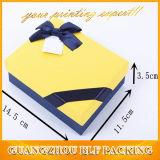Роскошная коробка платья венчания упаковывая
